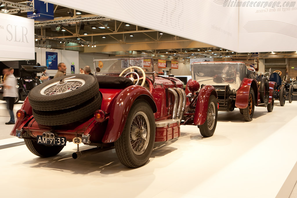 Mercedes-Benz SSK - Chassis: 36045 - Entrant: Louwman Collection  - 2010 Techno Classica