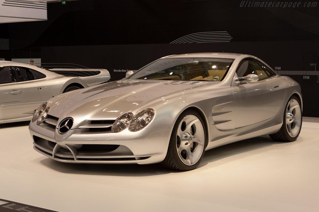 Mercedes-Benz Vision SLR    - 2010 Techno Classica