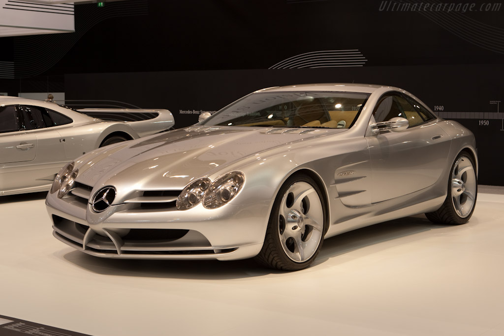 Mercedes benz vision slr 2010 techno classica for Mercedes benz lease return