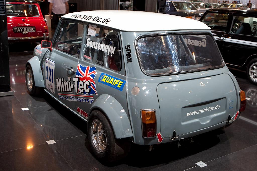 Mini Cooper    - 2010 Techno Classica