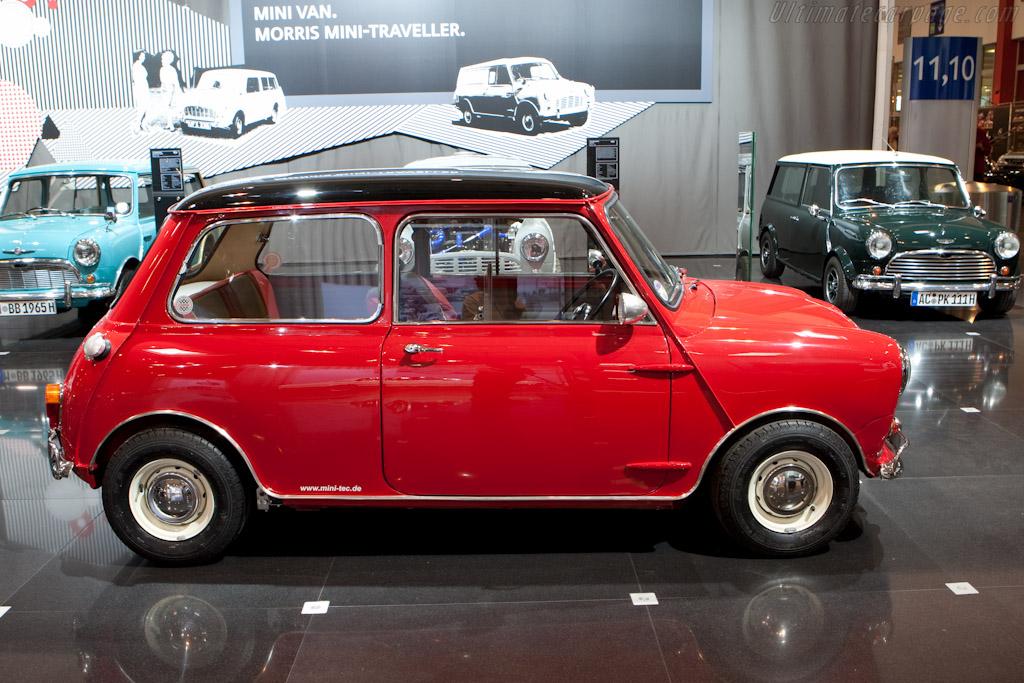 Mini Cooper S    - 2010 Techno Classica