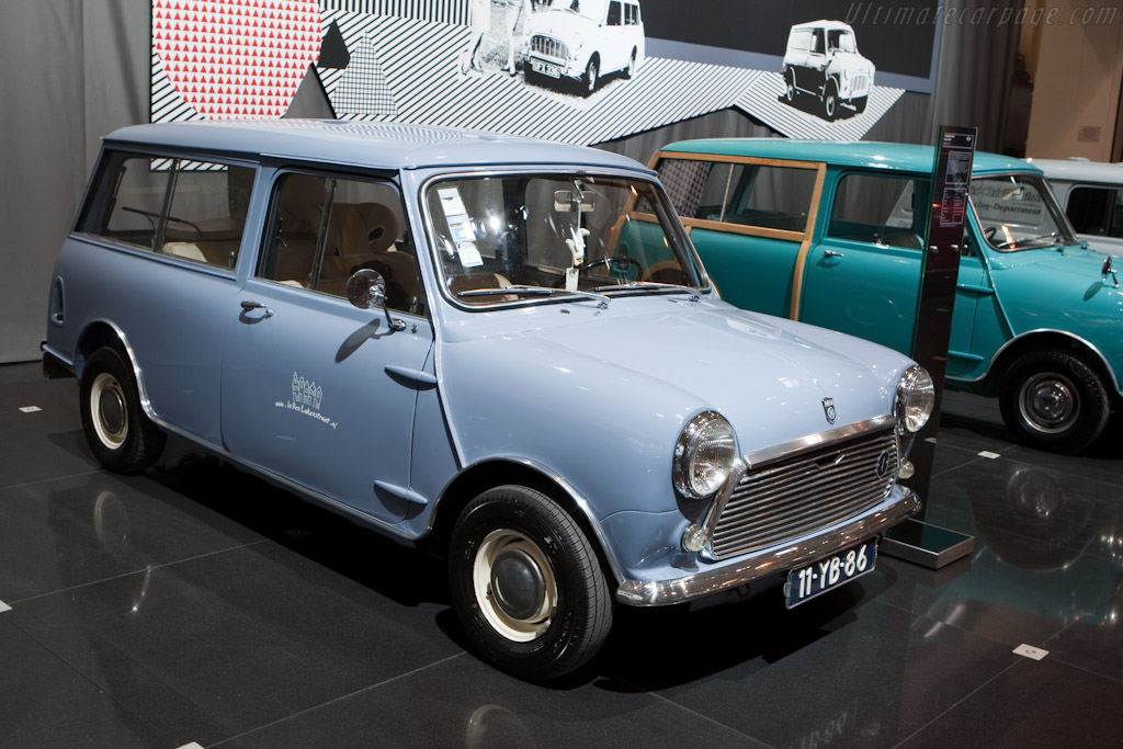 Mini Traveller    - 2010 Techno Classica