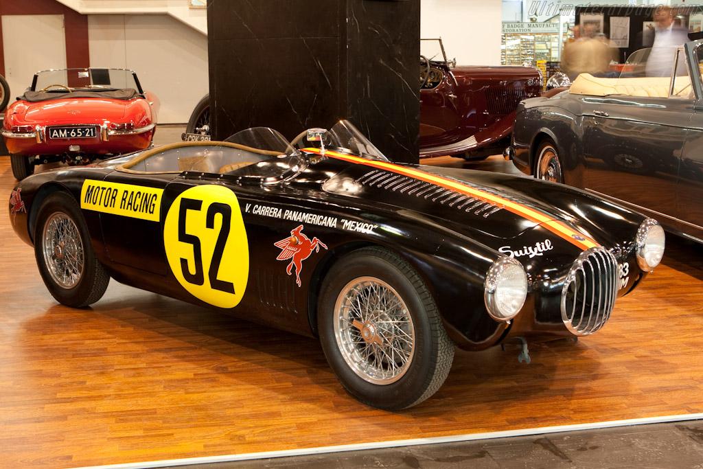 OSCA MT4 Morelli Spider - Chassis: 1142   - 2010 Techno Classica