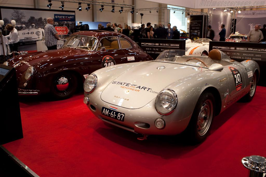 Porsche 550 - Chassis: 550-0076   - 2010 Techno Classica
