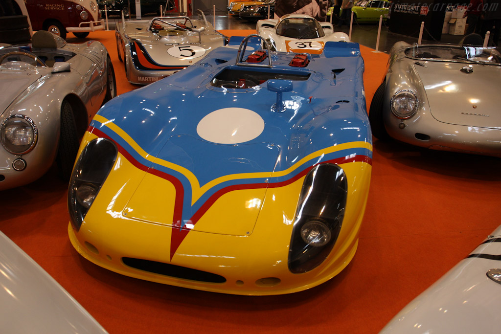 Porsche 908   - 2010 Techno Classica