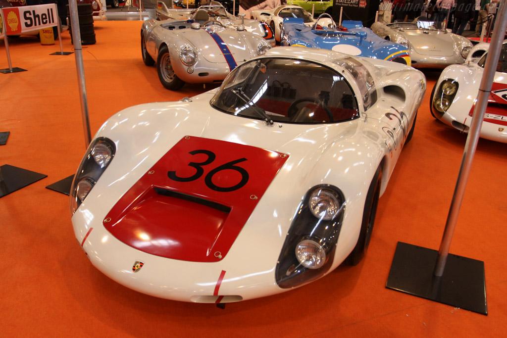 Porsche 910 - Chassis: 910-005   - 2010 Techno Classica