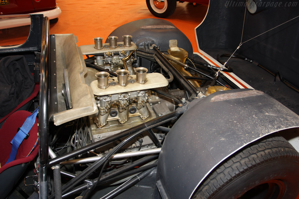 Porsche 910 - Chassis: 910-011   - 2010 Techno Classica