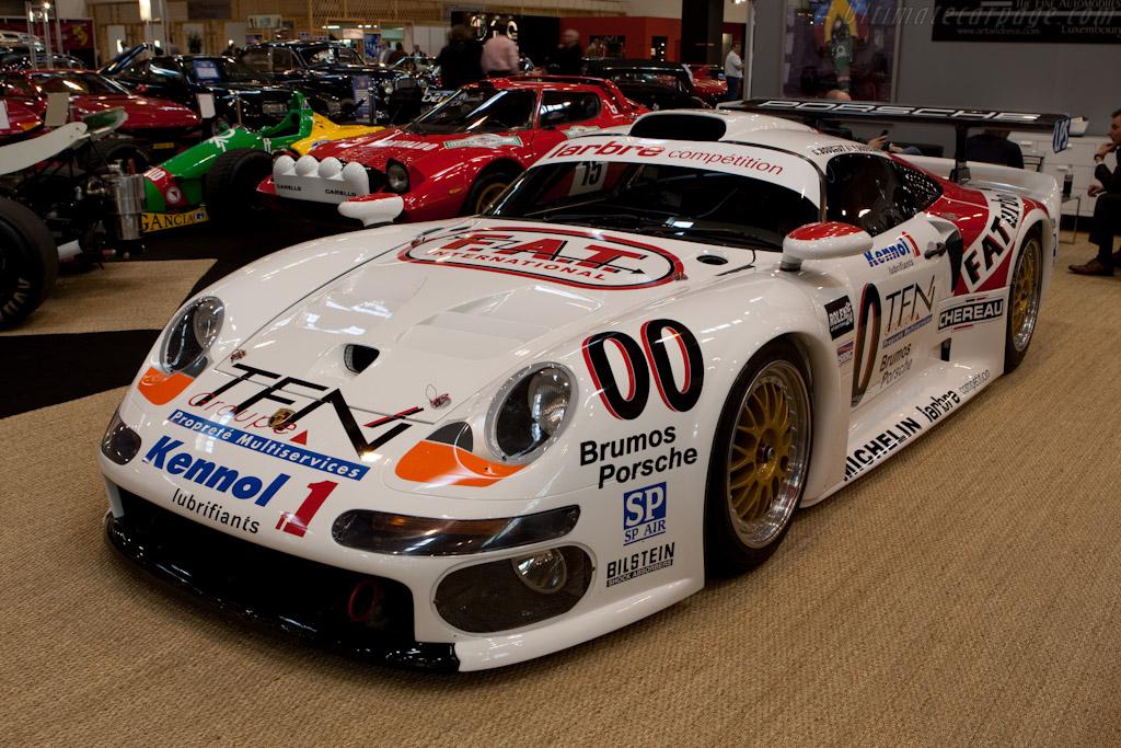 Porsche 911 GT1 - Chassis: 993-GT1-104   - 2010 Techno Classica