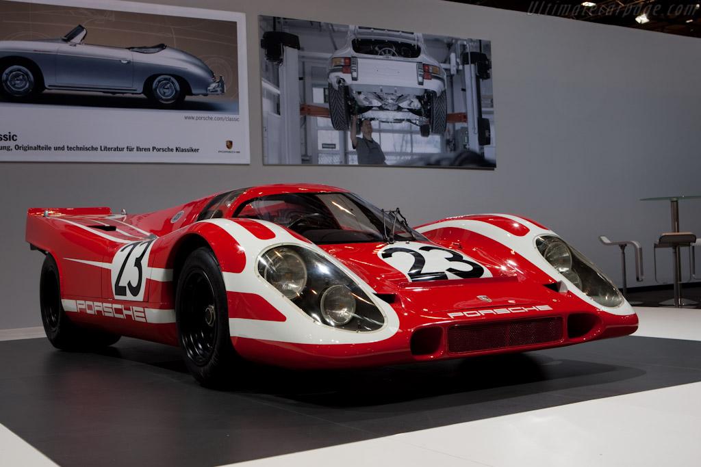 Porsche 917 K - Chassis: 917-001   - 2010 Techno Classica