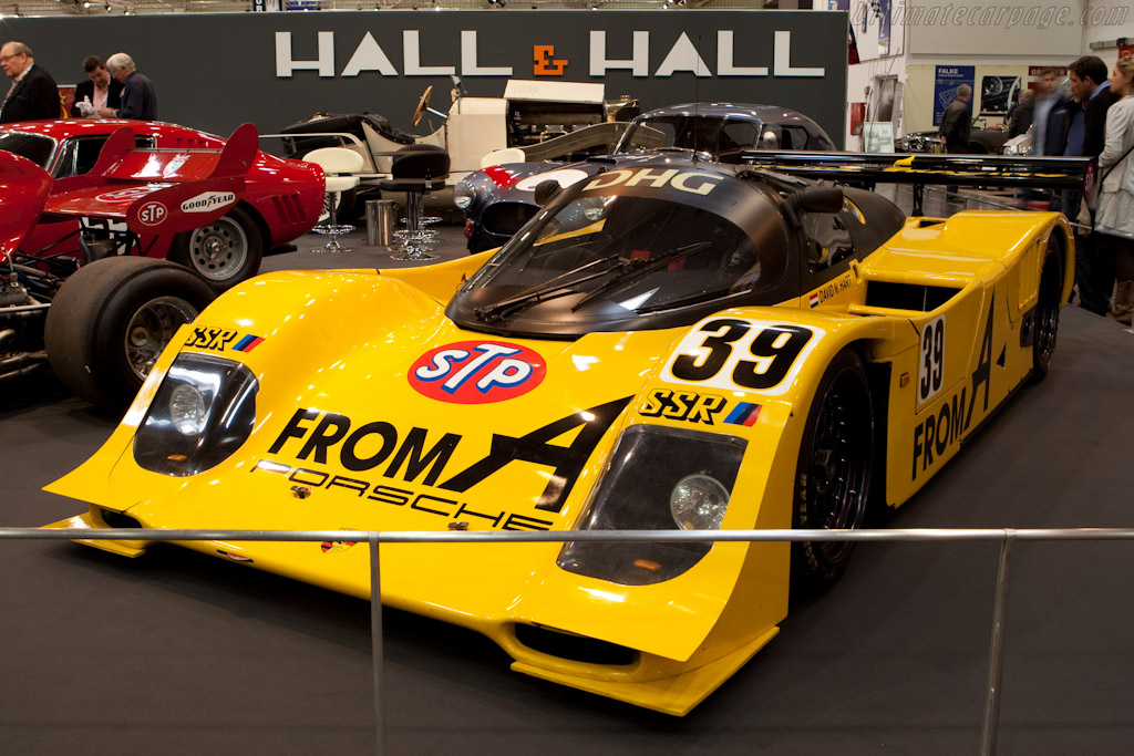 Porsche 962 - Chassis: 962-171   - 2010 Techno Classica