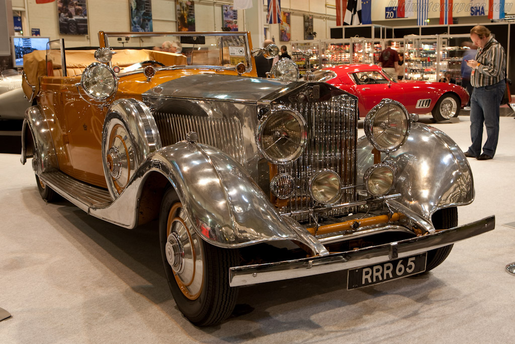Rolls-Royce Phantom II Thrupp and Maberly All Weather Cabriolet - Chassis: 188PY   - 2010 Techno Classica