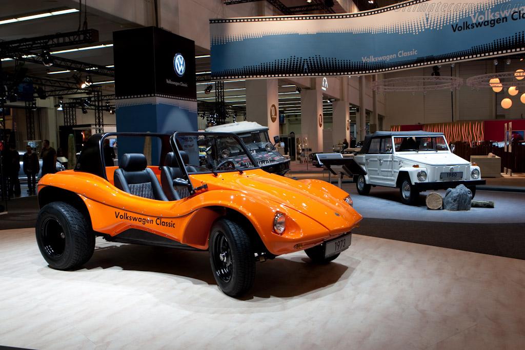 Volkswagen off-road    - 2010 Techno Classica