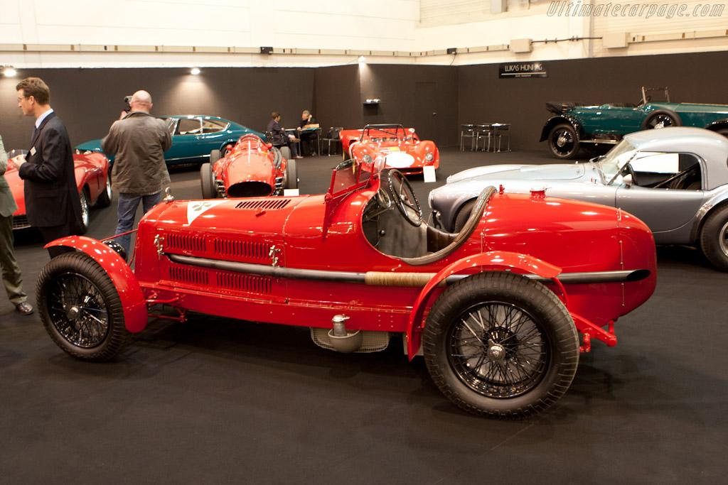 Alfa Romeo 8C 2300 Zagato Spider - Chassis: 2111006   - 2011 Techno Classica