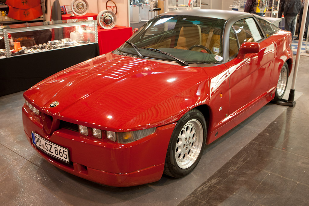 Alfa Romeo SZ   - 2011 Techno Classica