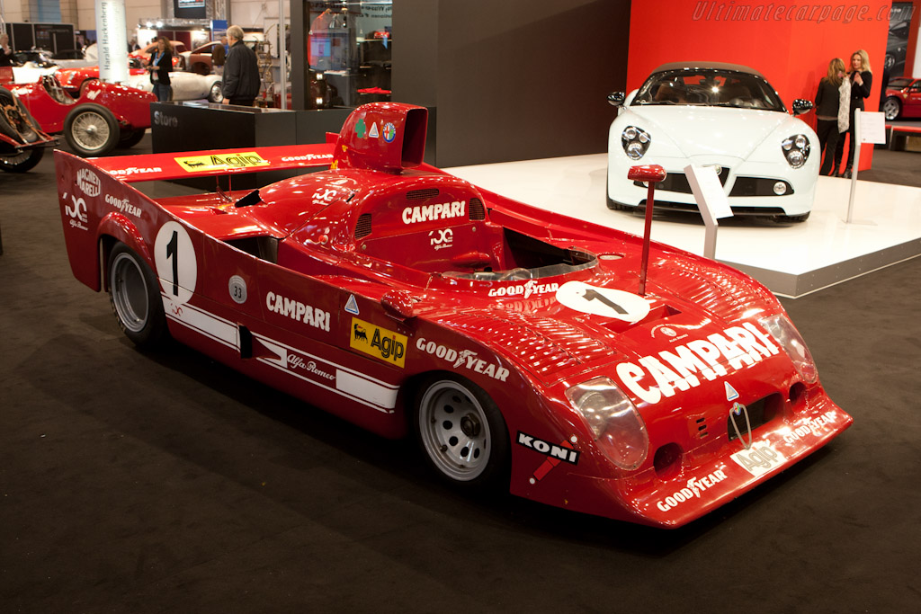 Alfa Romeo Tipo 33TT12 - Chassis: AR 11512-006   - 2011 Techno Classica