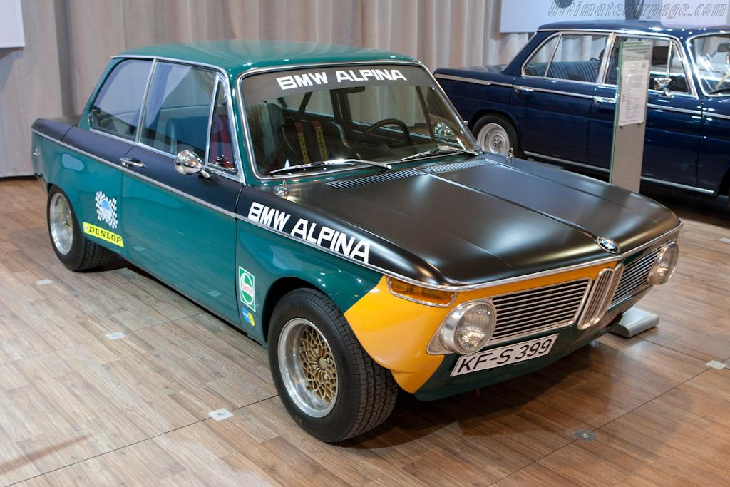 BMW 1600 Alpina    - 2011 Techno Classica