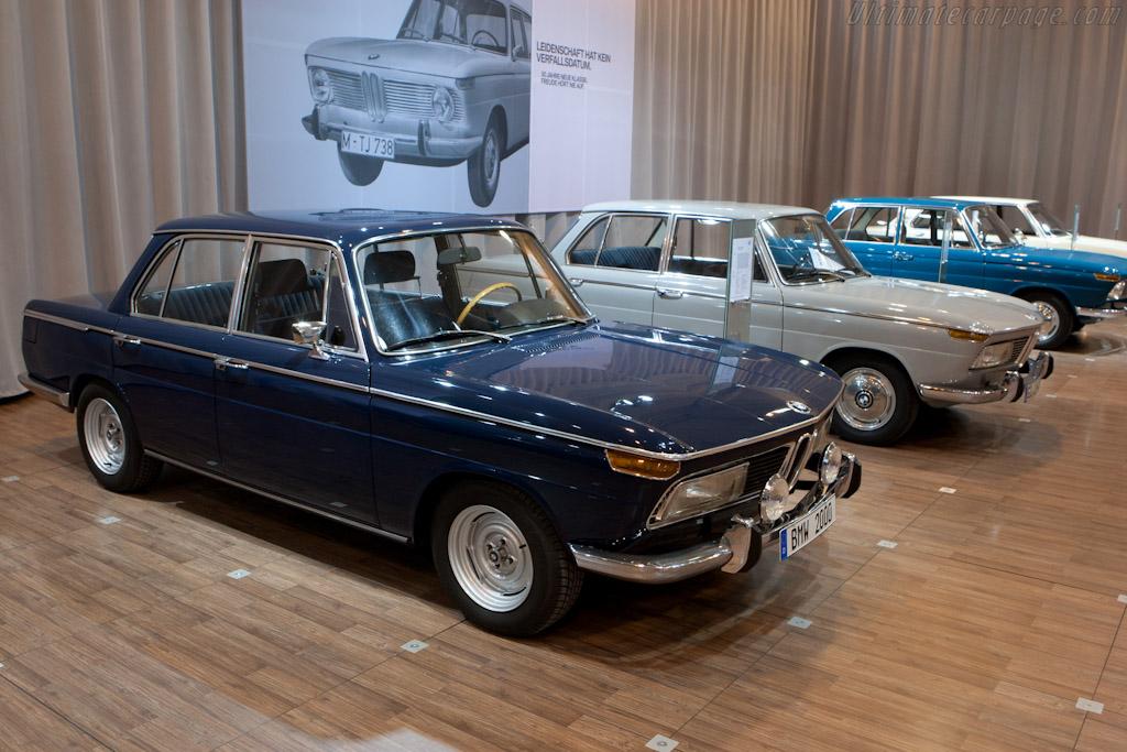 BMW 2000 Tii    - 2011 Techno Classica