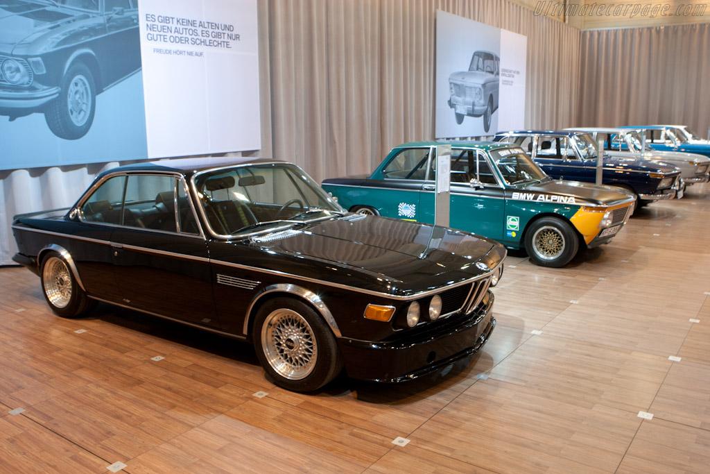 BMW 3.0 CSL    - 2011 Techno Classica