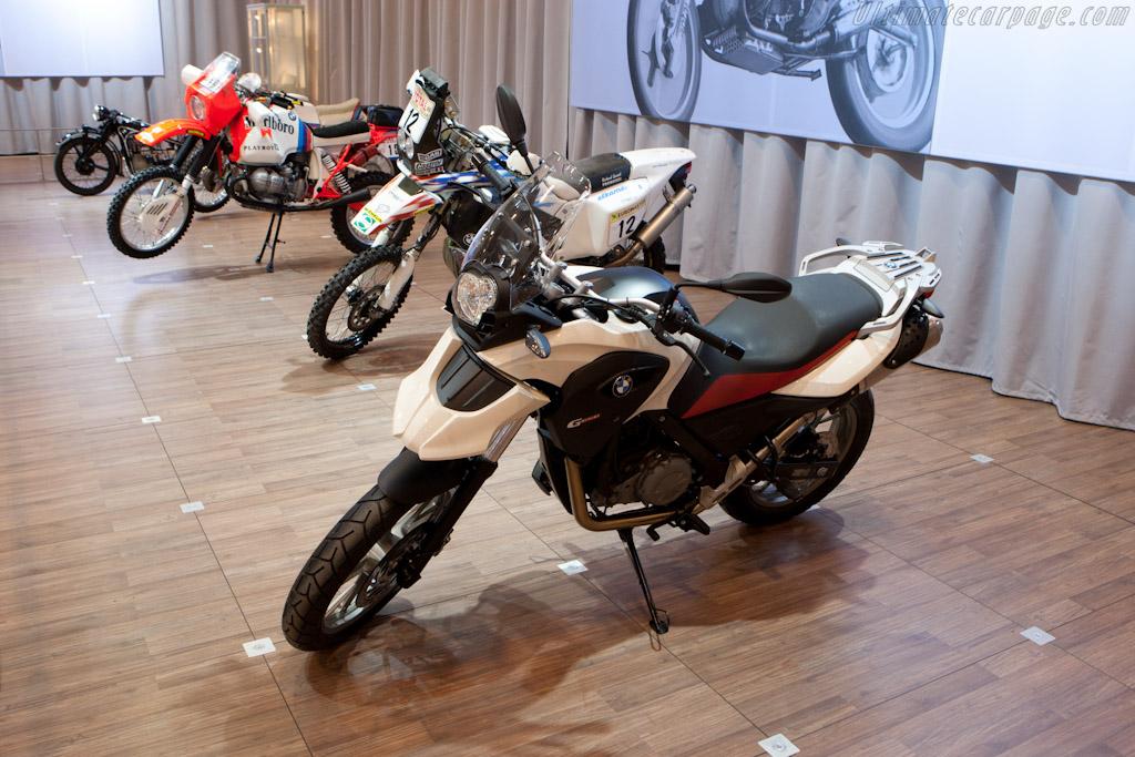 BMW Bikes    - 2011 Techno Classica
