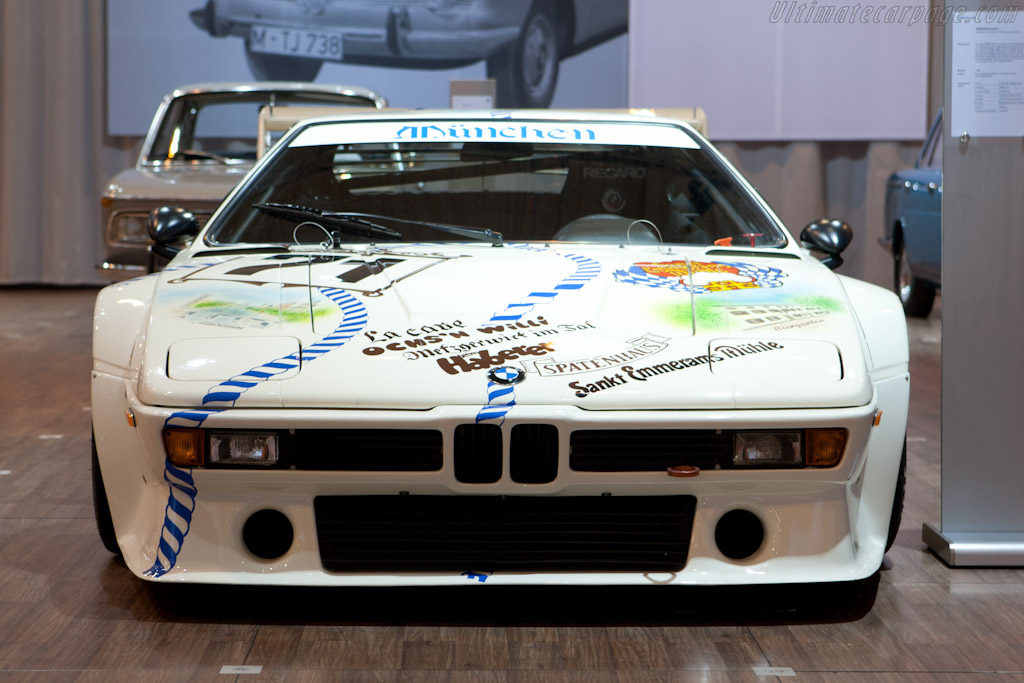 BMW M1 Group 4 - Chassis: 4301036   - 2011 Techno Classica