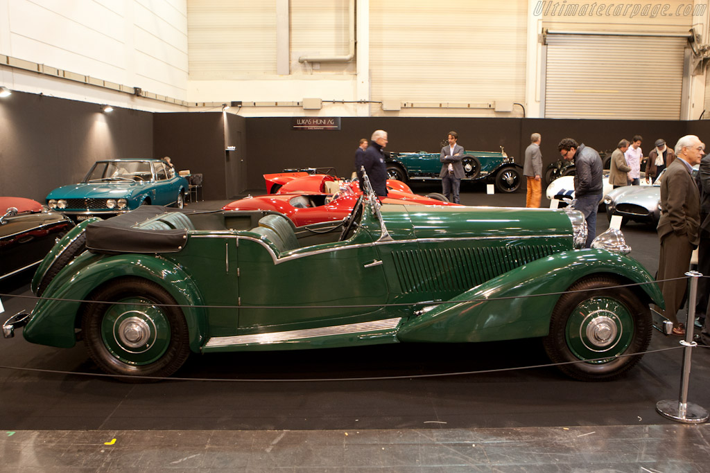 Bentley 4¼ Litre    - 2011 Techno Classica