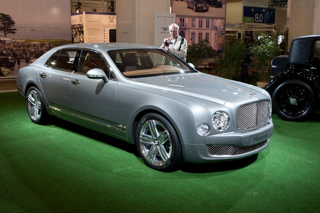 Bentley Mulsanne    - 2011 Techno Classica