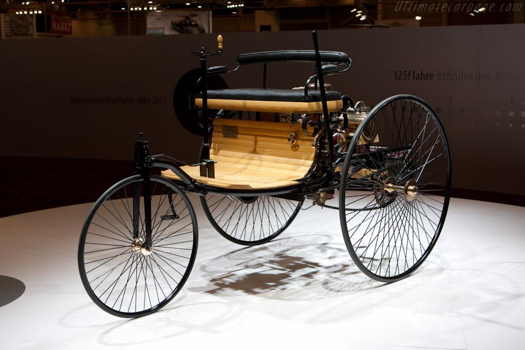 Benz Patent Motorwagen    - 2011 Techno Classica