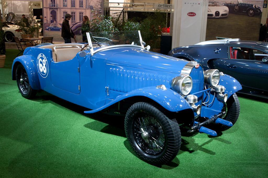 Bugatti Type 57    - 2011 Techno Classica
