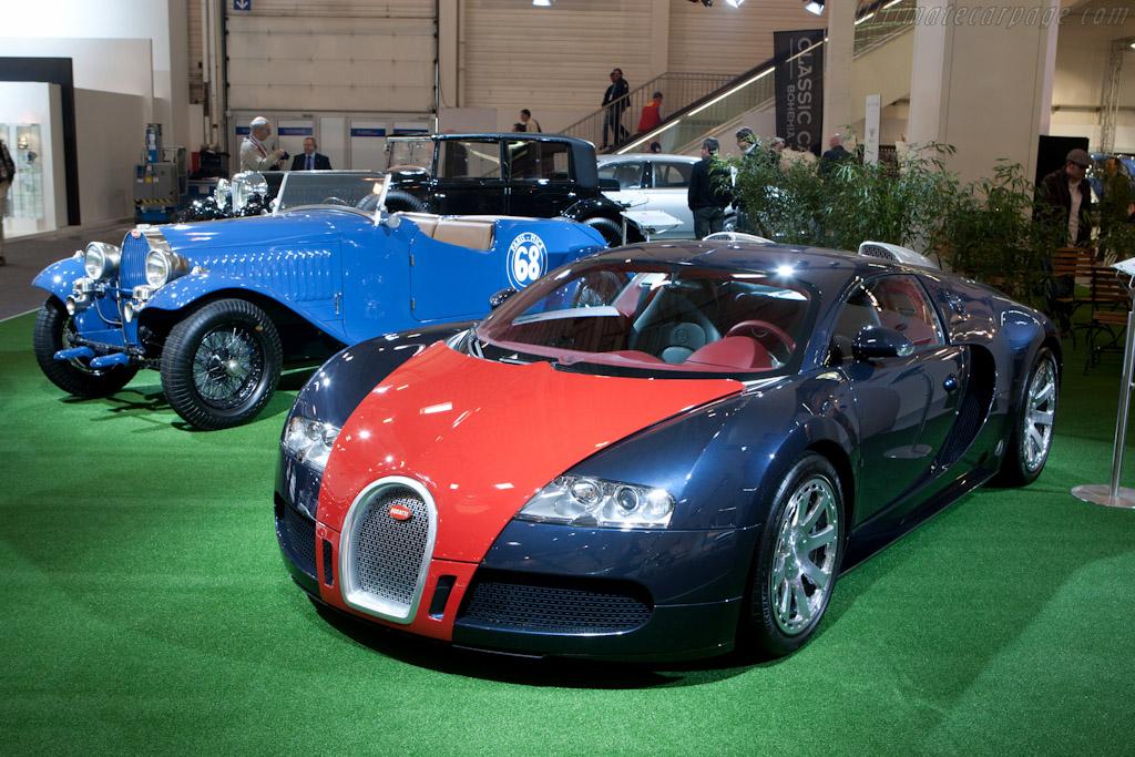 Bugatti Veyron    - 2011 Techno Classica