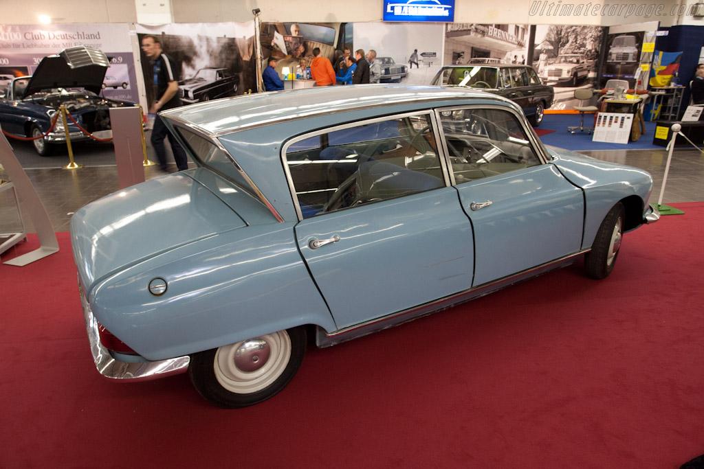 Citroën C60 Prototype   - 2011 Techno Classica