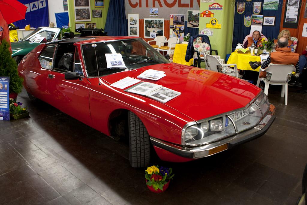 Citroën SM    - 2011 Techno Classica