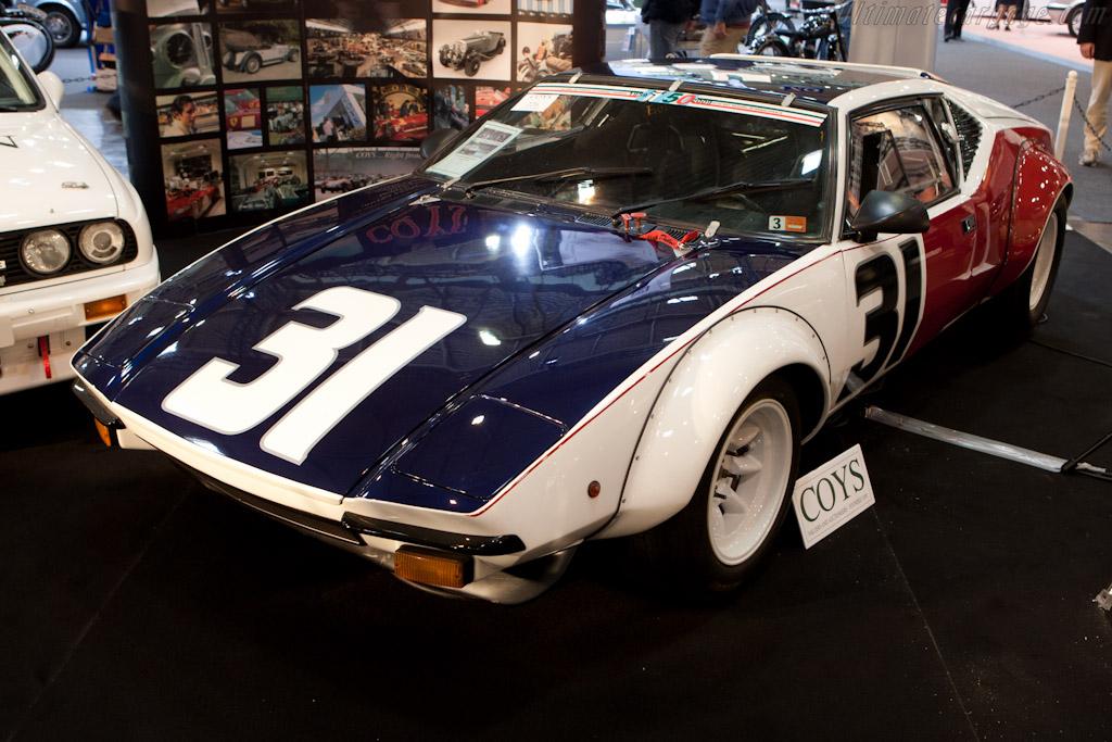 DeTomaso Pantera - Chassis: 02344   - 2011 Techno Classica
