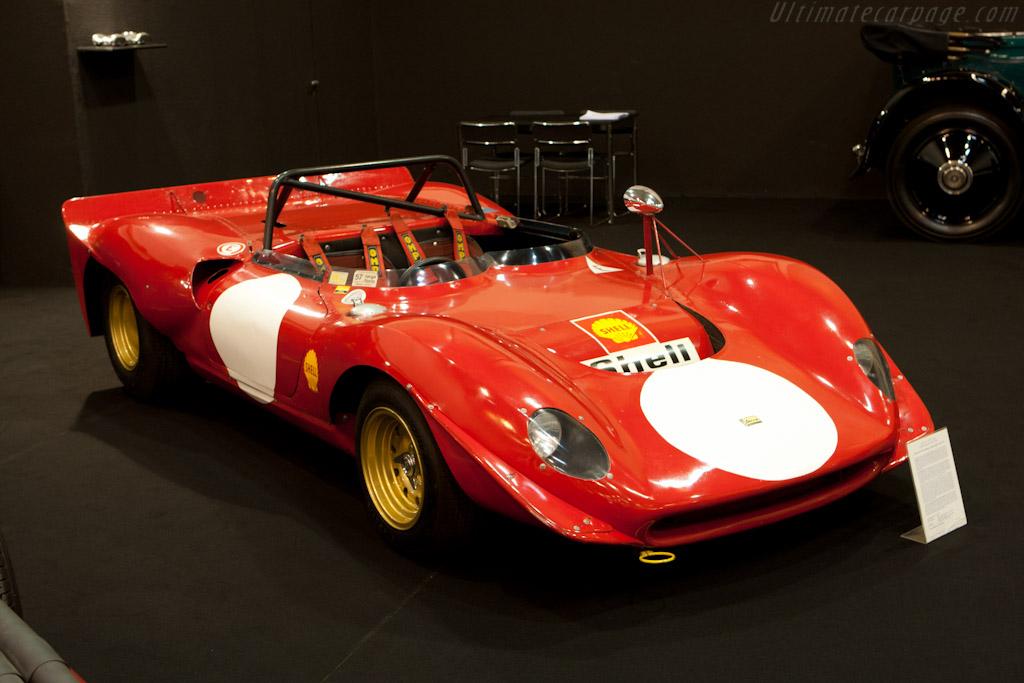 Ferrari 206 Dino SP - Chassis: 018   - 2011 Techno Classica