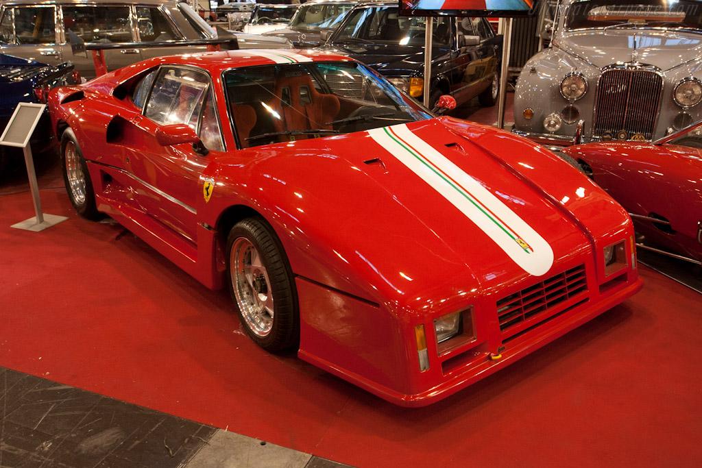 Ferrari 288 GTO Evoluzione Replica    - 2011 Techno Classica