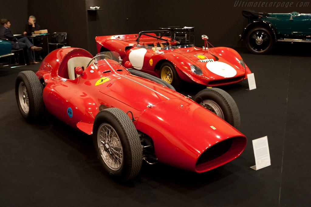 Ferrari 555 Super Squalo - Chassis: FL/9001   - 2011 Techno Classica