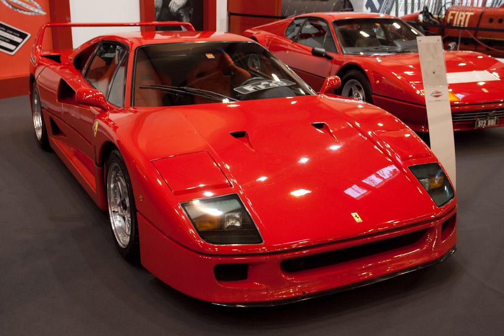 Ferrari F40    - 2011 Techno Classica