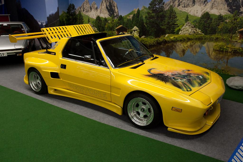 Fiat X1 9 >> Fiat X1/9 Turbo - 2011 Techno Classica