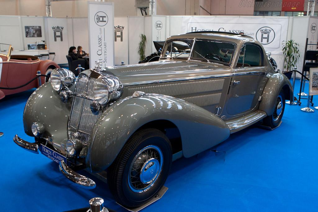 Horch 853 Coupe   - 2011 Techno Classica