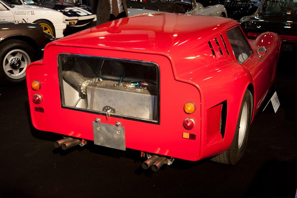 Iso Breadvan   - 2011 Techno Classica