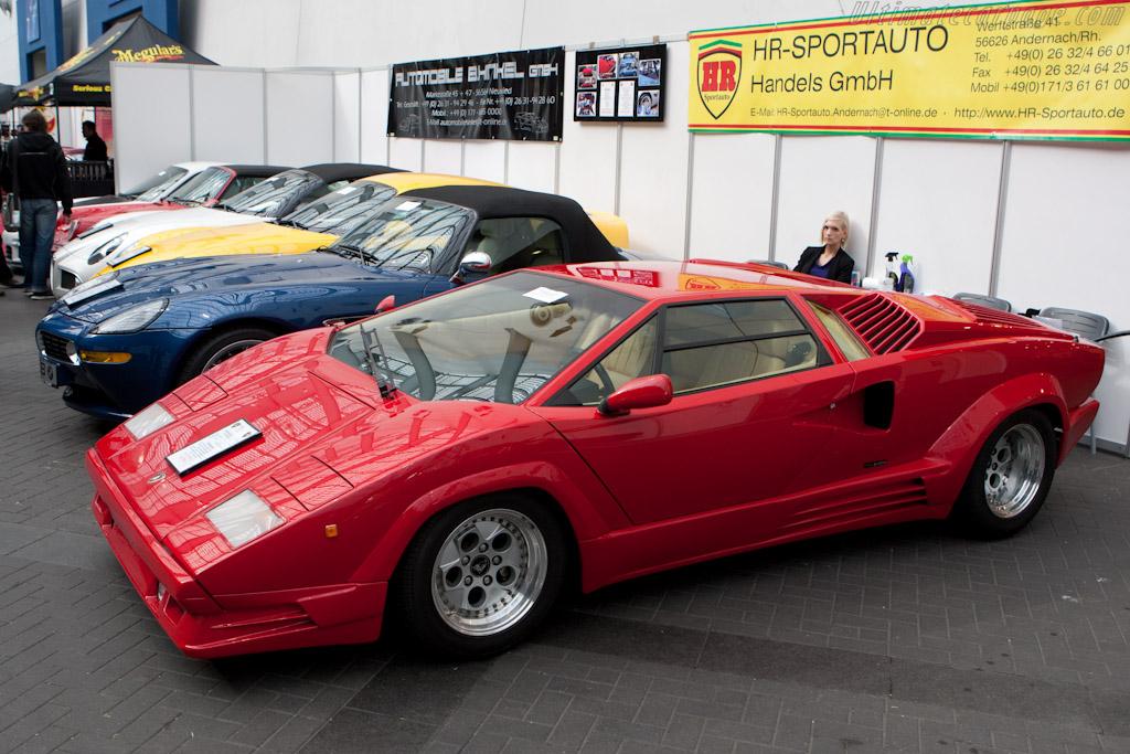 Lamborghini Countach    - 2011 Techno Classica