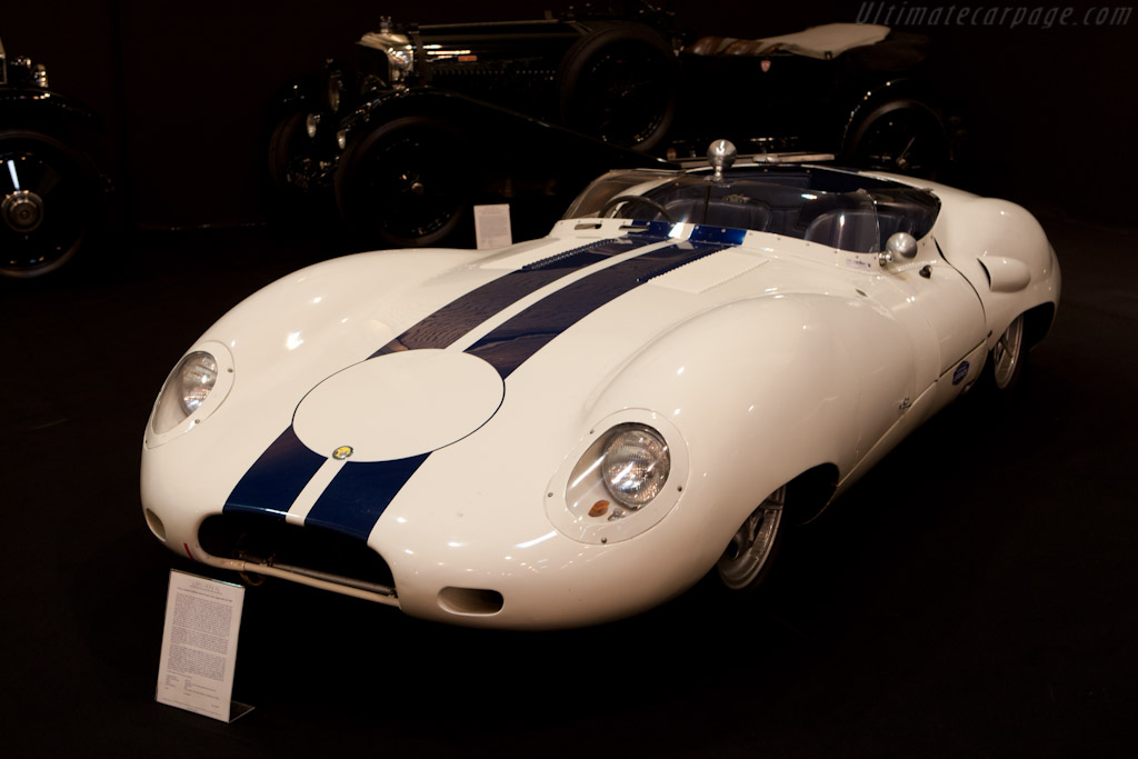 Lister Costin Jaguar    - 2011 Techno Classica