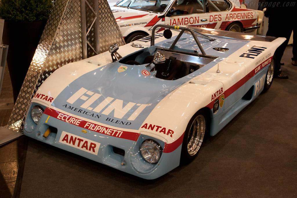 Lola T290    - 2011 Techno Classica