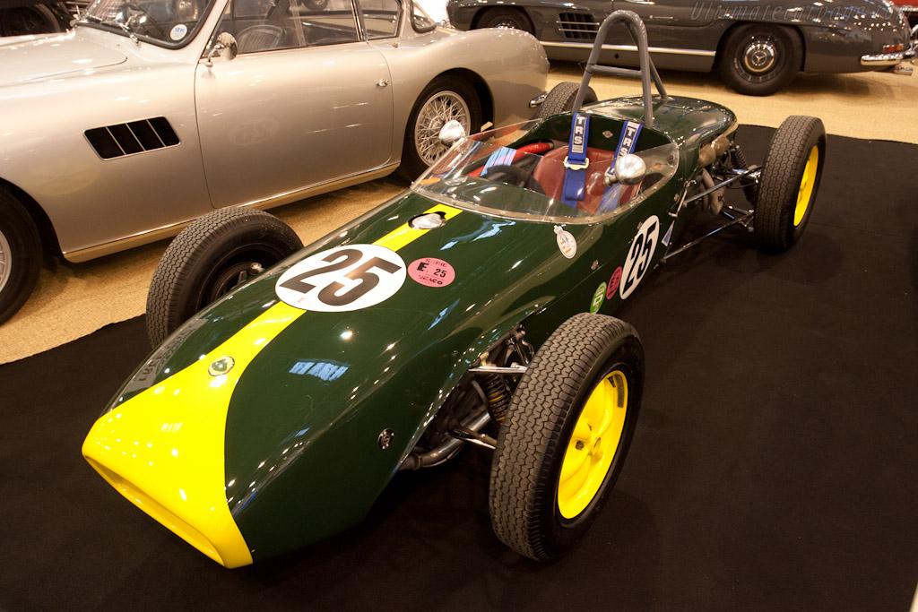 Lotus 18 FJ    - 2011 Techno Classica