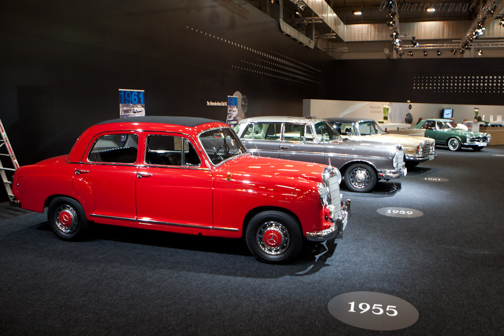 Mercedes-Benz 190    - 2011 Techno Classica
