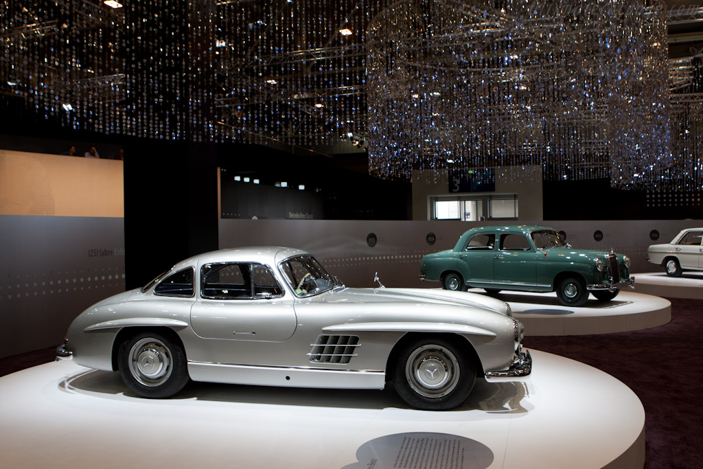 Mercedes-Benz 300 SL Coupe    - 2011 Techno Classica
