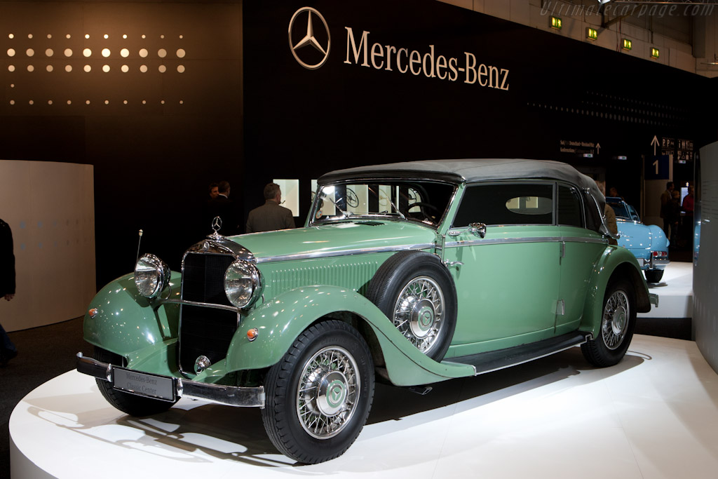 Mercedes-Benz    - 2011 Techno Classica