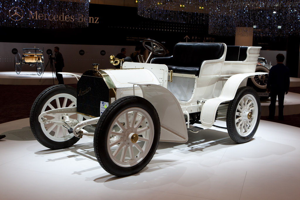 Mercedes Simplex 40 ps    - 2011 Techno Classica