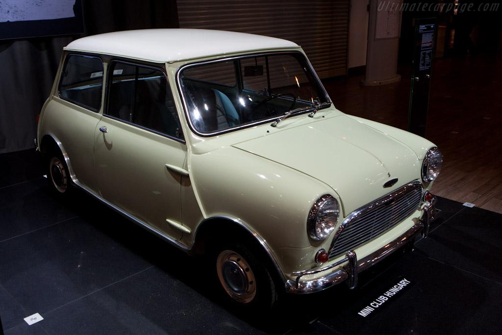 Mini Cooper S    - 2011 Techno Classica