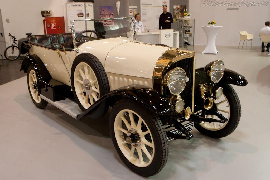 Opel 10/35 ps   - 2011 Techno Classica