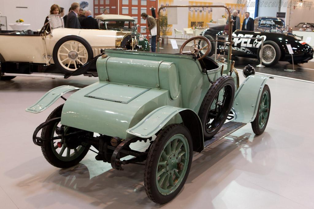 Opel 5/12 ps Huxel    - 2011 Techno Classica